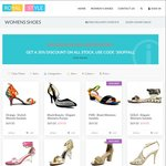 Royal Style - Extra 30% Discount on All Women's Shoes
