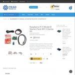 Raspberry Pi 3 Model B Starter Kit $54.5 (AUS $70.09) Shipped with Code @ ITEAD