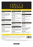 MYER Friends and Family Offers - 40% to 50% off Mens/Womenswear, 50% off Kids Clothing/Footwear + More (Selected Brands Only)