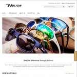 Helios Polarized Sunglasses, Stock Clearance, up to 35% off - $85 All Models + FREE Shipping, until Tuesday 17/05/16