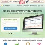 SEO Powersuite Software Summer Sale - Pro: US $199 (~AU $275) and Enterprise: US $459 (~AU $630)