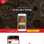 Delivery Hero - $10 off (Minimum Order $25, Mobile App Only)