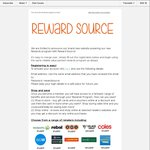 Rewards Source - 5% to 10% off Gift Cards, $12.50 Movie Tix + More