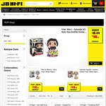 20% off Pop! Vinyl - JB Hi-Fi (Actually 25% off)