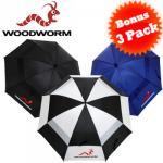"3x 60"" Golf Umbrellas $16.95 + Delivery [Soldout]"