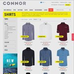 30% off Shirts at Connor
