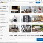 10% off at Appliances Online eBay Store (with Code)