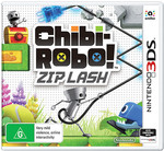 Chibi Zip Lash 3DS $10 at Target in-Store Castle Hill NSW