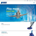 Get Free Installation on a Kreepy Krauly Pool Cleaner Expires 18/12/2016
