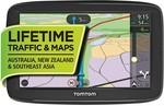 "Tom Tom VIA 52 5"" GPS Lifetime Maps and Traffic Updates $146 (C&C) @ Harvey Norman"