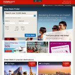 10% off Coupon with EMLHOTEL Coupon Code @ Hotels.com