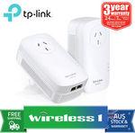 TP-Link TL-PA9020P KIT AV2000 2-Port Gigabit Passthrough Powerline Starter Kit $136.80 at Wireless1 eBay
