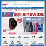 Amart Sports - 20% off Storewide Instore and Online