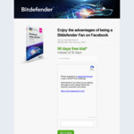 Bitdefender Total Security 2018 - Free for 3 Months (Worth $22.50USD)