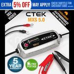 CTEK MXS 5.0 Battery Charger $87.20 Shipped @ Mytopia eBay