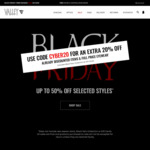 20% off Sitewide @ Valley Eyewear