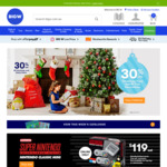 Save $10 When You Spend $80 @ Big W Online Only