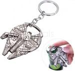 Mini Star Wars Millennium Falcon Keychain Bottle Opener US $0.60 (~AU $0.76) Delivered @ Zapals