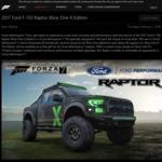 XBOX1 & PC - Forza Motorsport 7 Free Car: 2017 Ford F-150 Raptor Xbox One X Edition