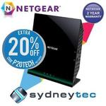 NetGear D6100 Essentials Edition AC1200 Wi-Fi Modem Router $49 Delivered @ Sydneytec eBay