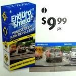 Enduroshield Windscreen Treatment $9.99 @ ALDI