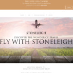 Claim 1 of 5000 Free Return Flights with The Purchase of 6 Bottles of Stoneleigh 750ml Wines
