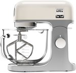 Kenwood Kmix KMX754CR Bench Mixer (Cream / 1000W / 5 Litre) Free Delivery - $209.40 @ Amazon AU