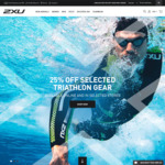 20% off Compression Garments and Apparel @ 2XU (Medibank Members)
