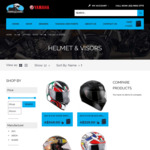 Shark Helmet Clearance @ $149 from Trooper Lu's Garage