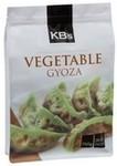 KB's Prawn or Vegetable Gyoza 750g $8 (Was $16) @ Coles