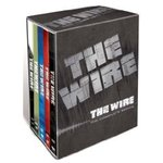 The Wire DVD Boxset Seasons 1-5 24 DVDs Amazon UK $63 Delivered
