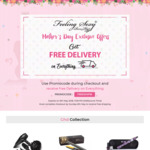 Free Shipping at Feeling Sexy (Perfume Store) with Coupon Code