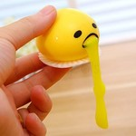 Funny Soft Egg Toy Stress Relief Joke Gift US $0.99 (~AU $1.31) Shipped @ Zapals