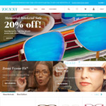Zenni Optical 20% off Sitewide - Memorial Day Sale