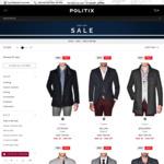 Politix EOFY sale 20% - 50% off