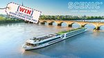 Win a Beautiful Bordeaux River Cruise for 2 Worth $23,580 from SBS
