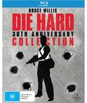 Die Hard - 30th Anniversary 5-Movie Collection (Blu-Ray) $20.99 from JB Hi-Fi