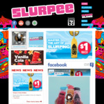 BPA-Free Slurpee Drink Bottle $3 (Was $5) with First Fill Up Free ($1 Refill After) @ 7-Eleven