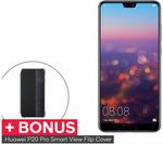Huawei P20 Pro (Bonus Flipview Case) $970 Delivered @ Kogan