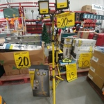 [NSW] Work Lights Clearance (More than 50% off) @ Bunnings Port Stephens
