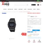 Casio G-Shock Watch DW-5600BB-1ER $95.13 (20% off) Delivered @ TicTacArea