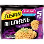 1/2 Price Maggi 2 Minute Noodles Varieties (Mi Goreng) 5 Pk $1.97 @ Woolworths