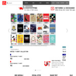 [NSW] $10 off Purchase with App @ Uniqlo Pitt St Mall, Sydney
