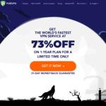 PureVPN Halloween Deal ~$50 AUD ($35 USD) for 1 yr (73% off)