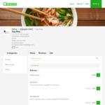[WA] $10 off Orders of $30 or More @ Cay Dua Vietnamese Restaurant via Menulog