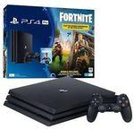 PlayStation 4 Pro 1TB Black Console + Fortnite Bonus Digital Content $447.96 Delivered @ Sony Australia eBay