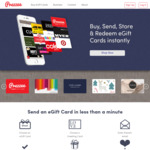 Bonus $10 with $100 KMART eGift Card + More @ Prezzee