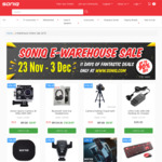 SONIQ Online Sale (Black Friday) - up to 90% off - New and Refurbished TVs from $149 32 inch, $219 43 inch $429 55 inch + More