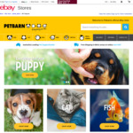 Up to 30% off + Extra 20% off @ Petbarn eBay