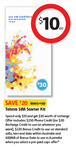Telstra $30 SIM Starter Kit Now $10 Save $20 Avail From 31/03/11 - 6/04/11 @Coles